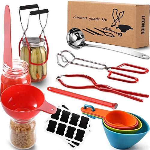 Canning Supplies Starter Kit