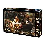 Unbekannt D de Toys 1–Puzzle 1000Water House