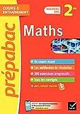 Maths 2de - Prépabac : nouveau programme de Seconde (2020-2021) (Cours et entraînement)