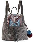 The Sak Avalon Crochet Backpack