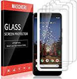 MASCHERI 3 Pack Screen Protector Compatible with Google