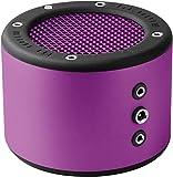 MINIRIG 3 Portable Rechargeable Bluetooth Speaker - 100 Hour Battery - Loud Hi-Fi Sound - Purple