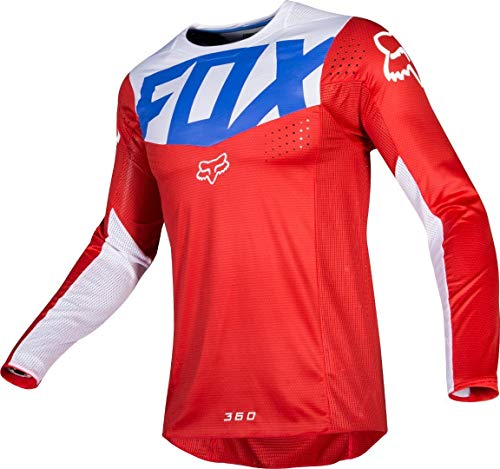 Fox Jersey 360 Kila Blue/Red L