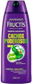 Shampoo Fructis Cachos Poderosos, 400 ml, Garnier