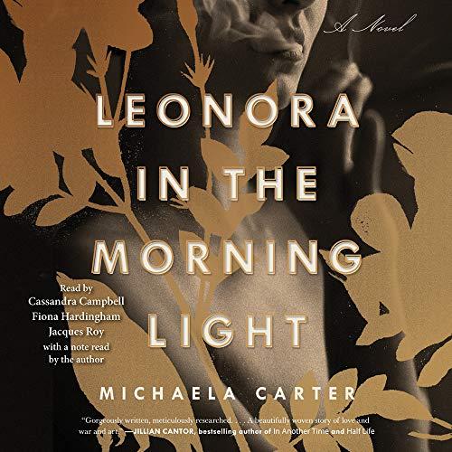 『Leonora in the Morning Light』のカバーアート