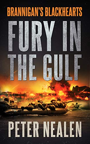 Fury in the Gulf (Brannigan's Blackhearts Book 1) by [Peter Nealen]