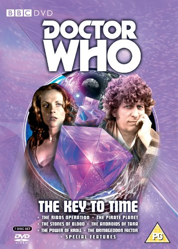 Doctor Who - The Key to Time Box Set: Ribos Operation / Pirate Planet / Stones of Blood / Androids of Tara / Power of Kroll / Armageddon Factor [7 DVDs] [UK Import]