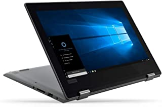 Notebook Lenovo Flex 2 em 1 Intel Celeron 4GB DDR4 64GB SSD Windows 10 Tela 11.6 – Preto