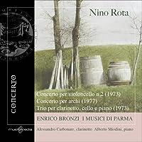 Concerto Per Cello No 2 / Concerto Per Archi