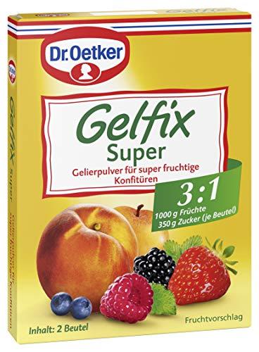 Dr. Oetker Gelfix Super, 8er Pack (8 x 50 g)