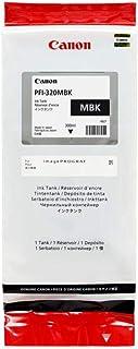 Canon PFI-320MBK Pigment Matte Black Ink Tank 300ml