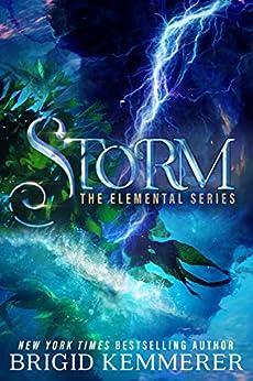 Storm (Elemental Book 1) by [Brigid Kemmerer]