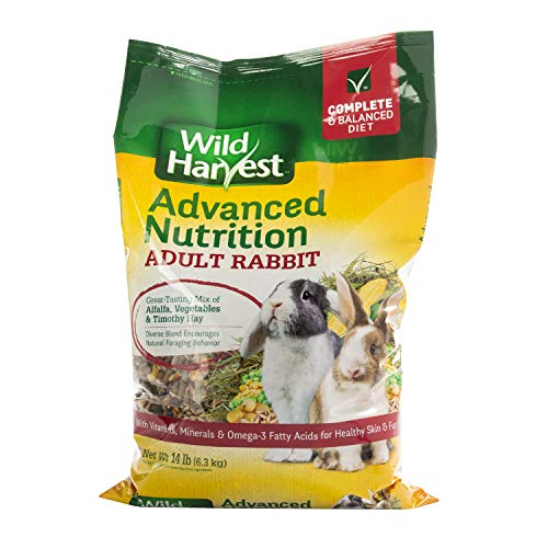 Wild Harvest G19814 Rabbit Food Blend, Small Animals