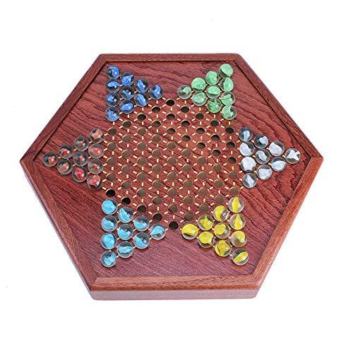 Wood Hexagon Chinese