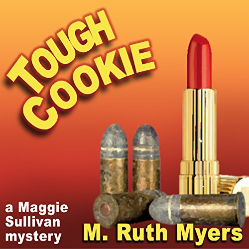 Tough Cookie audiobook cover art