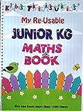My Reusable Junior Kg Maths Books