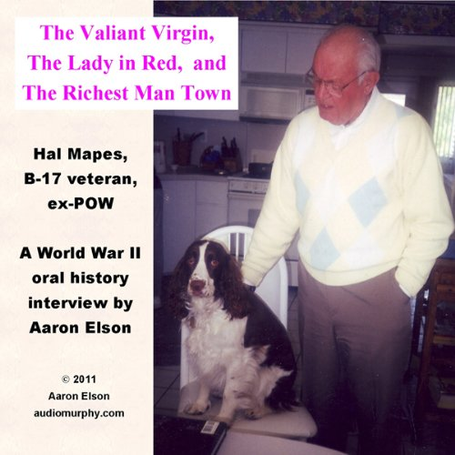 The Valiant Virgin, the Lady in Red, and the Richest Man in Town audiobook cover art