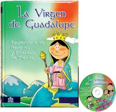 LA VIRGEN DE GUADALUPE (+ 1 CD).