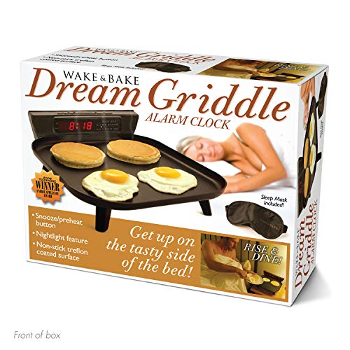 "Prank Pack ""Wake & Bake Griddle"" - Wrap Your Real Gift in a Prank Funny Gag Joke Gift Box - by..."