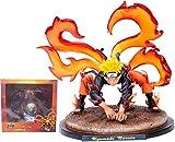 Superclean Figurki akcji Anime Naruto, figurka wró?ki, Naruto Uzumaki, zabawka kolekcjonerska,...