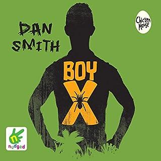 Boy X cover art