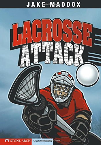 Compare Textbook Prices for Lacrosse Attack Jake Maddox Sports Stories Impact Books: A Jake Maddox Sports Story Edition ISBN 9781434208729 by Maddox, Jake,Tiffany, Sean
