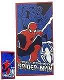 Marvel Telo mare Spiderman 75 x 150 cm accessori mare piscina PS 01230