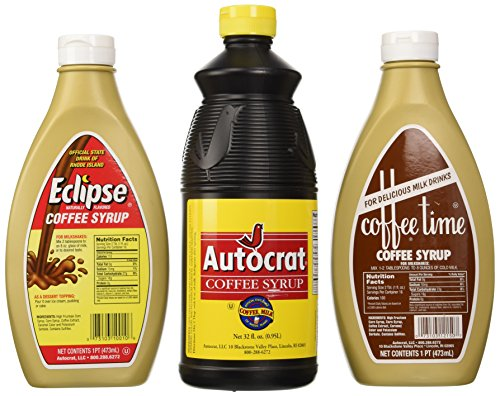 Coffee Syrup Sample Pack (1 Auto...