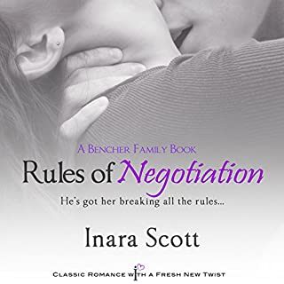 Rules of Negotiation cover art