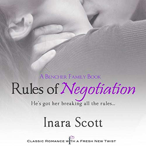 Rules of Negotiation audiobook cover art