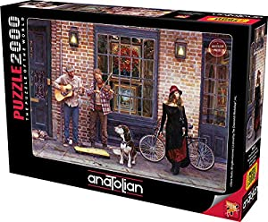 Anatolian Sights & Sounds Of New Orleans Jigsaw Puzzle (2000 Piece)