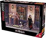 Anatolian Lugares de interés y Sonidos de Nueva Orleans Jigsaw Puzzle (2000Piezas)