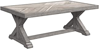 driftwood outdoor table