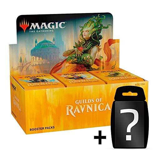 Magic The Gathering - Guilds of Ravnica - Booster / Display   English   Sammelkartenspiel TCG  Set inkl. Kartenspiel, Booster:6er