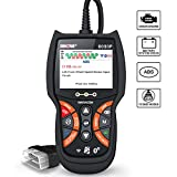 INNOVA 6030P Car Obd2 Scanner ABS/Check Engine Light Live Data Code Reader Diagnostic Scan Tool with Battery Test/Code Severity Levels/10 OBDII Modes/Bluetooth Available