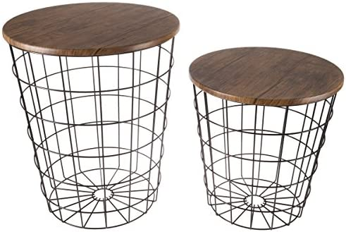 Top 10 Best Wood Nesting Tables of The Year 2020, Buyer Guide With Detailed Features