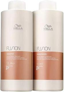 Kit Wella Fusion Intense Repair Shampoo e Condicionador 1 L