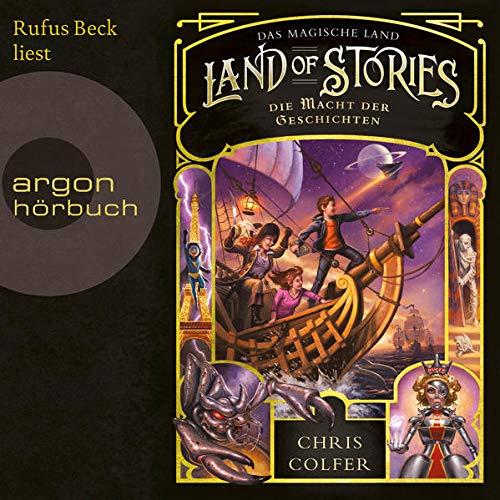 Die Macht der Geschichten Audiobook By Chris Colfer cover art