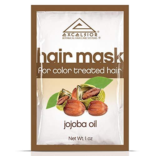 Excelsior Jojoba Oil Hair Mask Packette .10 oz. by Excelsior