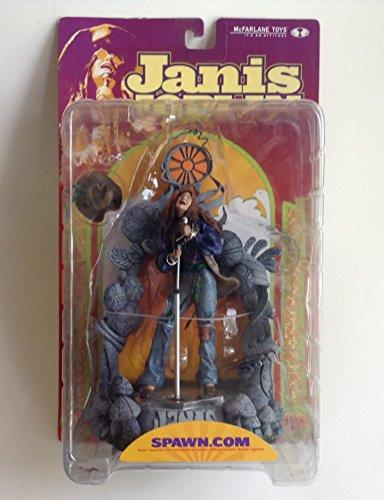 Figurine JANIS JOPLIN - 18 cm MCFARLANE