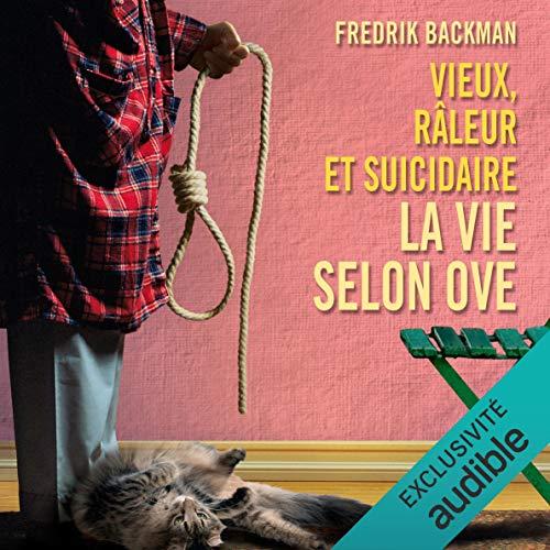 Page de couverture de Vieux, râleur et suicidaire