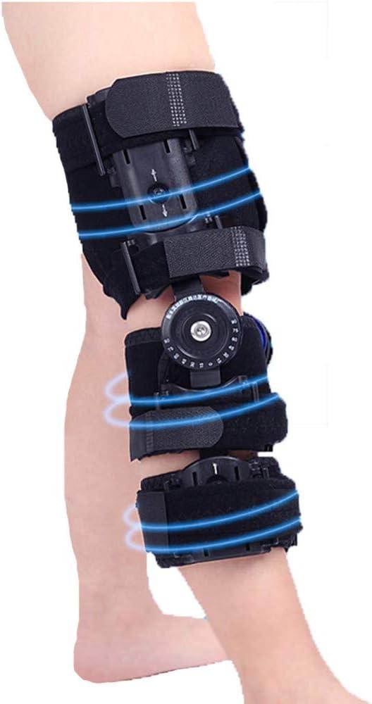 AOPAWOX Bisagras Rodillera ortopedica para niños, articulación de Rodilla para prevenir la curación de la inestabilidad del húmero, lesión de menisco, esguince de ligamentos