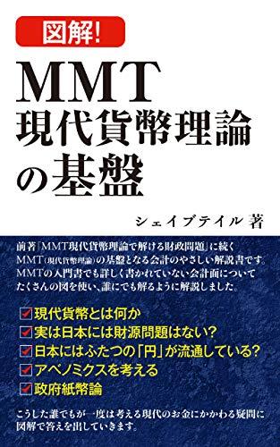 [シェイブテイル]の図解 MMT現代貨幣理論の基盤