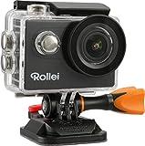 Rollei 426 - Videocámara de acción 4K (Pantalla de 2', WiFi, 60 fps, Sumergible hasta 40 m),...
