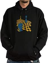 CafePress Chess Game Board Magnus Carlsen Art Sweatshirt