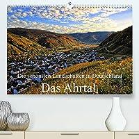 Die schoensten Landschaften in Deutschland - Das Ahrtal (Premium, hochwertiger DIN A2 Wandkalender 2022, Kunstdruck in Hochglanz): Auf dem Rotweiwanderweg von Altenahr nach Dernau (Monatskalender, 14 Seiten )