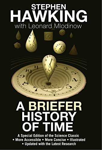 A Briefer History of Time: A Special Edition of the Science Classic [Idioma Inglés]
