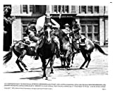 from Noon Til Three Original 8x10 Photo 1976 Charles Bronson and Gang on Horses