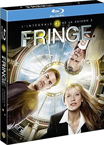 Fringe - Saison 3 [Francia] [Blu-ray]...