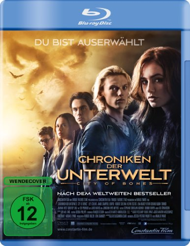 Chroniken der Unterwelt - City of Bones [Blu-ray]
